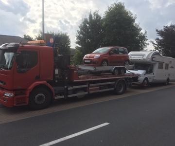 Takeldienst Van Looy - Depannage auto's