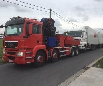 Takeldienst Van Looy - Depannage vrachtwagens