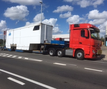 Takeldienst Van Looy - Transport
